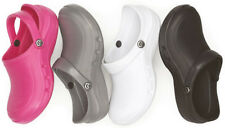 Toffeln EziProtekta 855 Professional Safety Clogs Washable Chefs Shoes