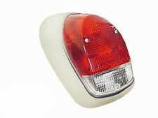 VW Bug Beetle Tail Light Assembly Right Side Red Lens 1968 1969