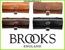 Bag underseat LEATHER Brooks England Challenge Tool Bag Vintage BROOKS
