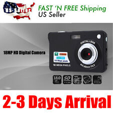 "18MP 2.7"" HD 720P Digital Video Camera DV TFT LCD 8x Zoom Anti-shake Camcorder"