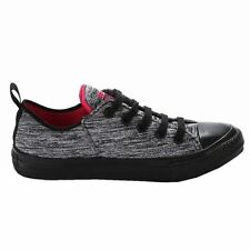 Converse All Star Abbey Neoprene Ox Black Womens Trainers