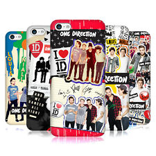 OFFICIAL ONE DIRECTION LOCKER ART GROUP HARD BACK CASE FOR APPLE iPHONE 5C