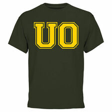 Oregon Ducks Green Core Logo T-Shirt - College