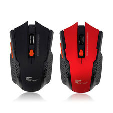 W4 New 2.4Ghz Mini portable Wireless Optical Mouse USB Gaming Mice Computer