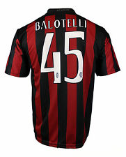 T-shirt REPLICA OFFICIAL MILAN BALOTELLI 45 shirt season 2015/2016