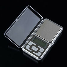 Mini Digital LCD Electronic Jewelry Pocket Gram Weight Balance Scale Voguish