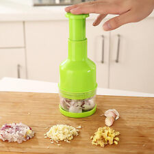 Vegetable Onion Garlic Quick Chopper Nut Herb Cutter Slicer Peeler Dicer KITCHE