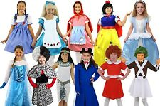GIRLS CHILD KIDS SCHOOL FANCY DRESS PARTY GIRLS WORLD BOOK DAY COSTUME ALL SIZES