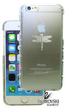 Dragonfly Case Cover For Apple iPhone6 Plus/6s Plus made W Swarovski Crystal