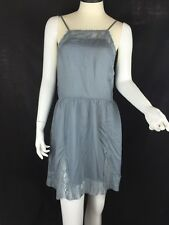 New Free People Sheer Lace BEACH FAIRY SEXY DRESS Sz M