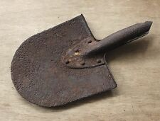 German Army WWI Original Relic Soldiers Big Trench Shovel - East Front -