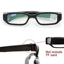 720P Mini Glasses Spy Hidden Camera Glasses Eyewear Recorder Cleaning Clothes WT