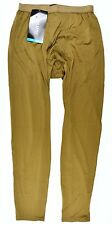USMC POLARTEC PECKHAM ECWCS LEVEL 1 PANT SILKWEIGHT COYOTE MEDIUM  / REGULAR