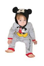 Disney Baby Childs Licensed Mickey Mouse Toddler Romper Suit Fancy Dress Costume