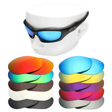 OWLIT Iridium Replacement Lenses for-Oakley Monster Dog Sunglasses Polarized