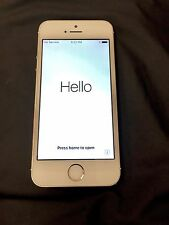 ***Apple iPhone 5s - 16GB - Silver (Unlocked) Smartphone White/Silver***