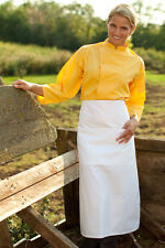 Uncommon Threads 0975-52 Epic 3/4 Sleeve Chef Shirt in Sunflower