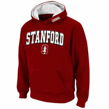Stadium Athletic Stanford Cardinal Cardinal Arch & Logo Pullover Hoodie