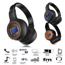 2017 Stereo Bluetooth3.0 Wireless Headset/Headphone With Call Mic/Microphone Lot