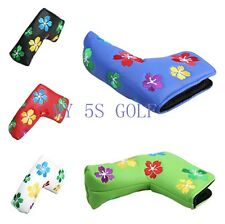 NEW Embroidery Golf Putter Cover Headcover For Scotty Cameron Odyssey Blade