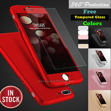 Original Ultra Thin 360 Full Body Protector Skin Case Cover For iPhone 6S 7 PLUS
