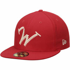 New Era Williamsport Crosscutters Red Authentic Home 59FIFTY Fitted Hat - MiLB