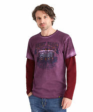 Joe Browns Mens Camper Top