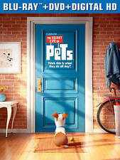 The Secret Life of Pets (Blu-ray/DVD)
