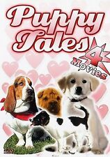 Puppy Tales - Four Movies on Two DVDs (DVD, 2003, 2-Disc Set)
