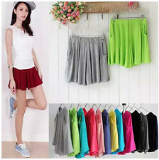 New summer Korean fashion leisure loose movement shorts divided skirt