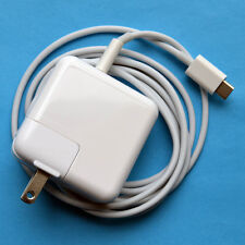 "USB 3.1 Type C USB-C 61W Power Adapter Charger for Apple Macbook 12"" Pro 13"""