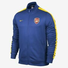 NIKE ARSENAL AUTHENTIC N98 JACKET Blue/Yellow.