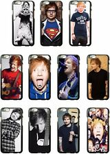 Ed Sheeran for iPhone 6 6+ 5/5S 5C Hard Case Cover Shockproof New