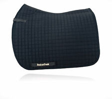 Back On Track Equine Dressage Saddle Pad Black, Brown or White