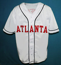 KENNY POWERS ATLANTA BASEBALL JERSEY EASTBOUND AND DOWN NEW SEWN ANY SIZE