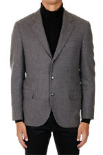 BRUNELLO CUCINELLI New men Cashmere Blend Single Breasted Jacket MADE IN ITALY