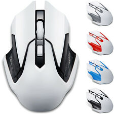 New 2.4GHz 1600DPI USB Wireless Optical Gaming Mouse Mice For Laptop/Desktop/PC