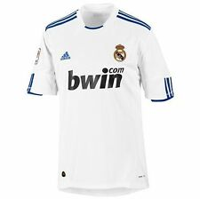 ADIDAS REAL MADRID HOME JERSEY 2010/11.