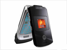 Original Motorola RAZR V3xx (Unlocked) Cellular Phone Flip Camera 2017 Free ship