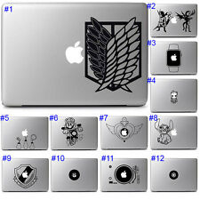 Apple Laptop Macbook Air Pro Laptop Decal Vinyl Sticker Anime Graphic Design