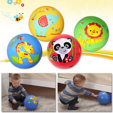 Cartoon Animal Inflatable Bouncing Ball Educational Toys Gifts Baby Infant Boys