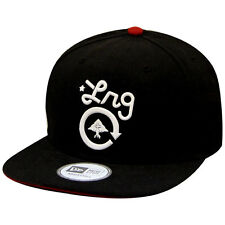 LRG Core Collection Four Snapback Black