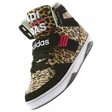 Adidas Originals Space Diver 2.0 w High Top Trainers Leopard Trainers m20183