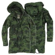 G-STAR RAW PARKA JACKET ARMY HOOD CAMO COAT MILITARY CAMOUFLAGE GREEN SIZE S, XL