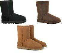 UGG Australia Classic Short Womens Shearling Lined Winter Boots