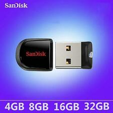 Good Quality Sandisk CZ33 USB Flash Drive Memory Stick 4GB 8GB 16GB 32GB 64GB