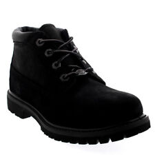 Womens Timberland Af Nellie Chukka Ankle Leather Black Waterproof Boots UK 3-9