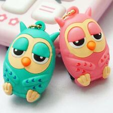 Lovely Stopper Dust Plug Dustproof Phone Owl for IPhone Samsung Tablet MP3/MP4