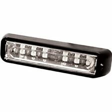 (1) ECCO ED3766AC Amber/Clear SAE Class 1 Surface Mount LED Warning Light