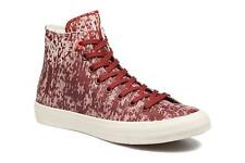 Men's Converse Chuck Taylor All Star II Rubber Hi M Hi-top Trainers in Red